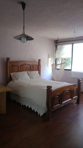 Bedroom in the south of the city - Città del Messico