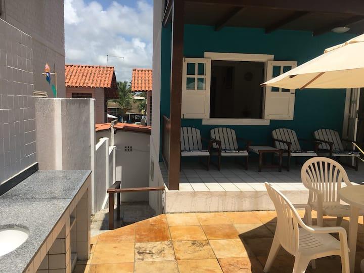 Casa em Porto de Galinhas - próx ao Hotel kembali