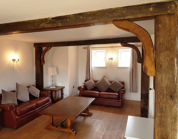 Period barn conversion Red Rum