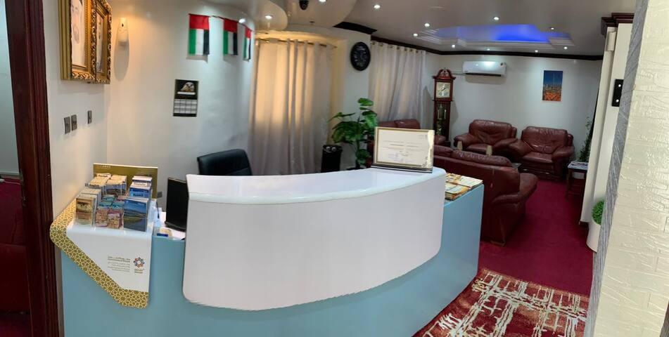 Al Rawdha Serviced Apartment (Economy)