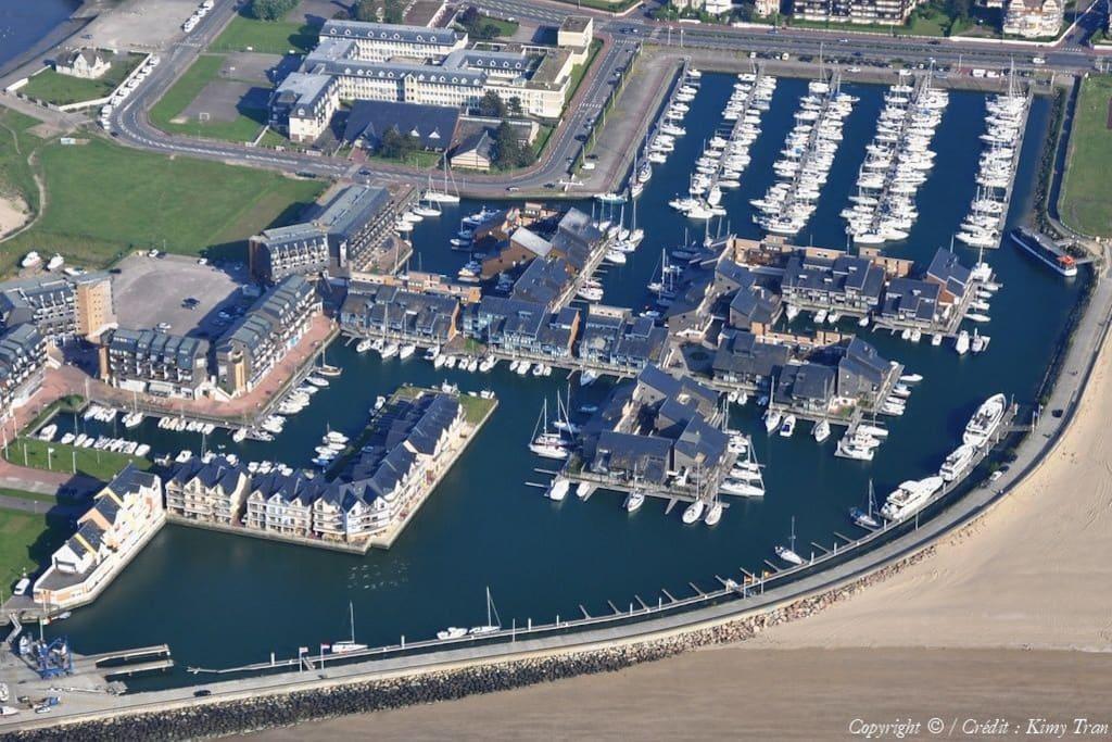 La Marina de Deauville
