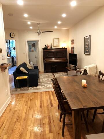 2BR in Prospect Heights -  Private Outdoor Space