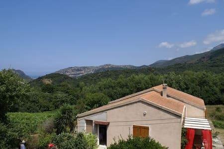 Maison Corse - Barbaggio - Barbaggio - House