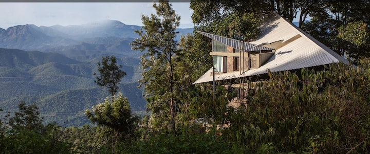 Conde Nast Top 10 Plantation Stay- Jackfruit Room