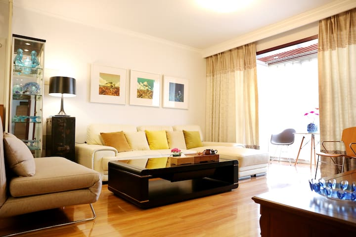 Cozy house near Anyuanmen  Business best choice - Xi'an - Flat