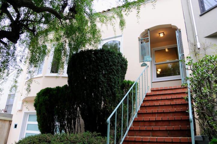 2 bedroom home in Glen Park (San Francisco)
