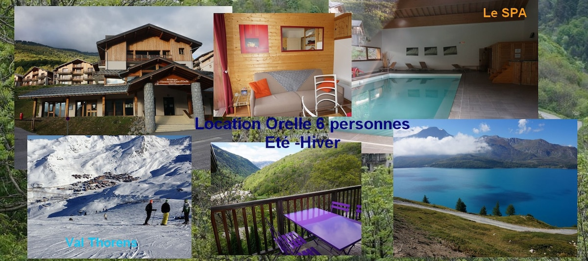 Hameau des Eaux d'Orelle 2018 (with Photos): Top 20 Places to Stay in  Hameau des Eaux d'Orelle - Vacation Rentals, Vacation Homes - Airbnb Hameau  des Eaux ...