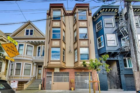 Newly Renovated near Alamo Square / Hayes Valley