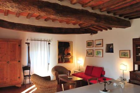 APPARTAMENTO IMMERSO NEL VERDE - Castiglion fiorentino - Wohnung