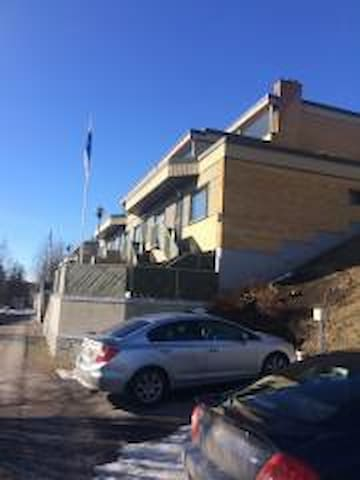 Kalustettu yksiö Savonlinna / Furnished Apartment - Savonlinna