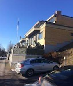 Kalustettu yksiö Savonlinna / Furnished Apartment - Savonlinna - Apartemen