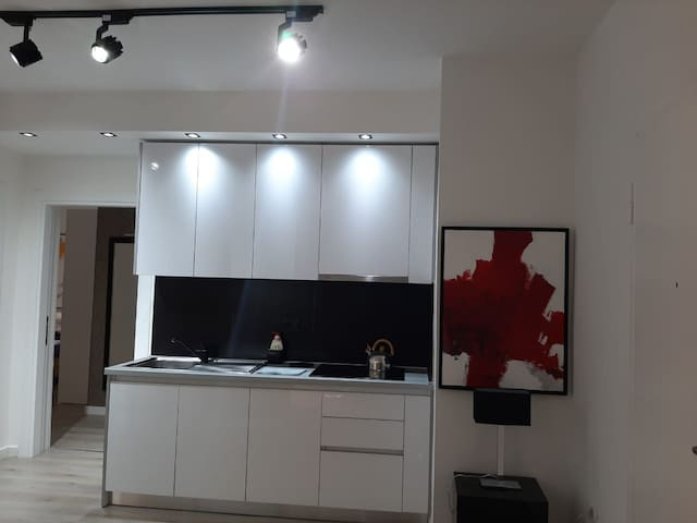 Modern apartment in center of Tirana