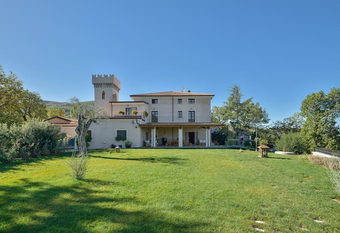 Basilicata Villa with SPA - Pollino - Francavilla In Sinni - Vila