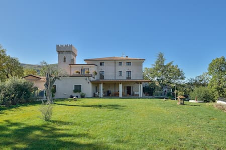 Basilicata Villa with SPA - Pollino - Francavilla In Sinni - Willa