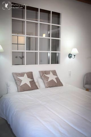 Zimmer zum Patio - Artà - Huis
