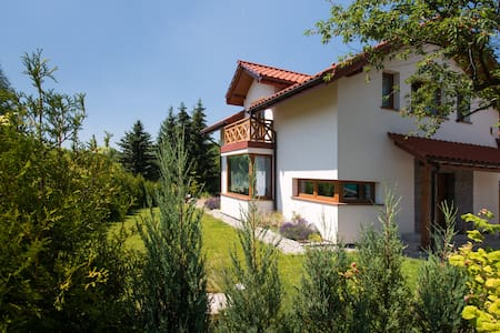 Comfortable house with beautiful garden in Krakow - Kraków