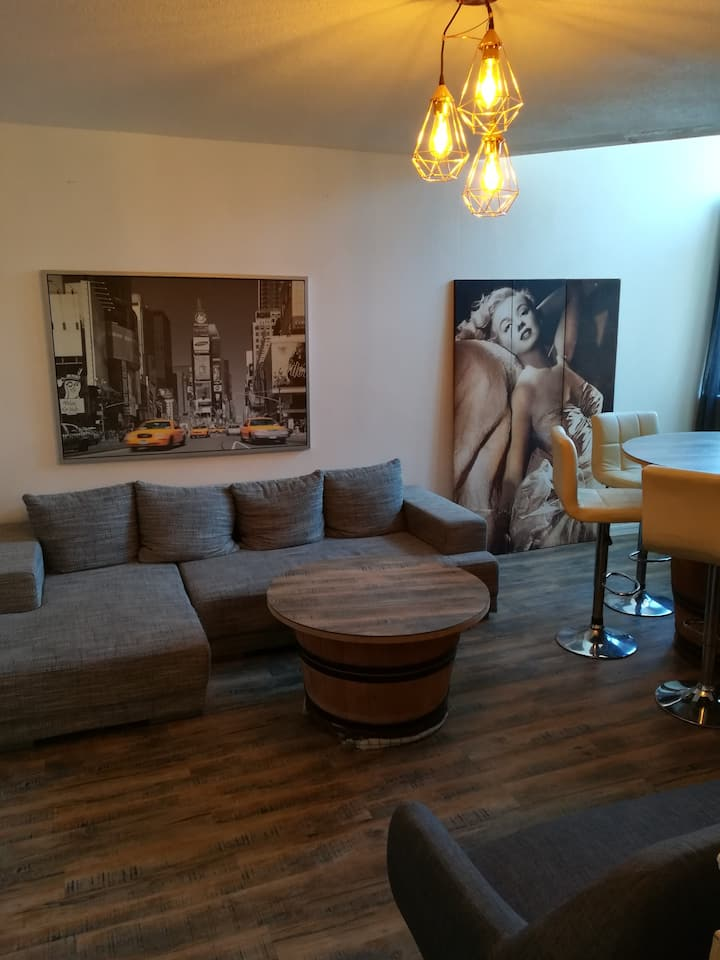 Grand appartement t4 en plein coeur d'Agen