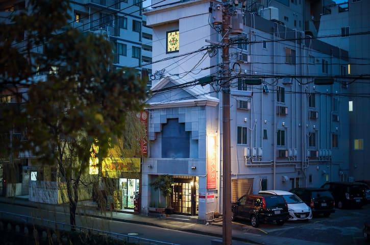 Nagasaki International Hostel AKARI Dormitory Room