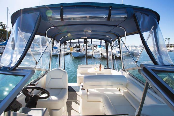Charming boat for cruising/fishing - Marina del Rey - Bateau