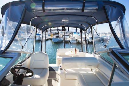 Charming boat for cruising/fishing - Marina del Rey - Barca