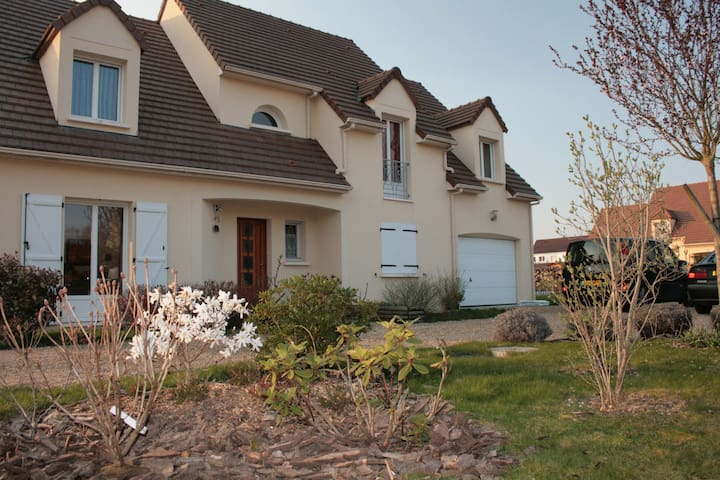 Private room, quiet and nature, garden view - Le Perray-en-Yvelines - Hus