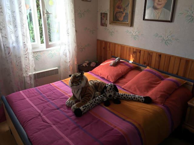 1 chambre individuelle - Larmor-Plage - Casa