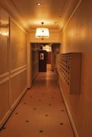 Oslov apartment