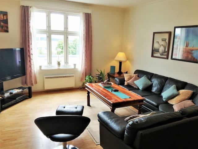 Stor og koselig leilighet i Molde sentrum