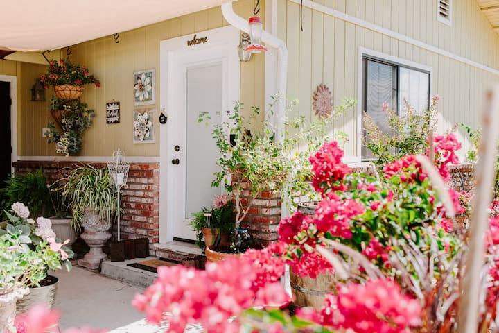 Fully Sanitized Cozy Casa Private Studio Paso Wine