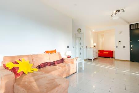 Luminous apartment Malpensa area - Busto Arsizio - House