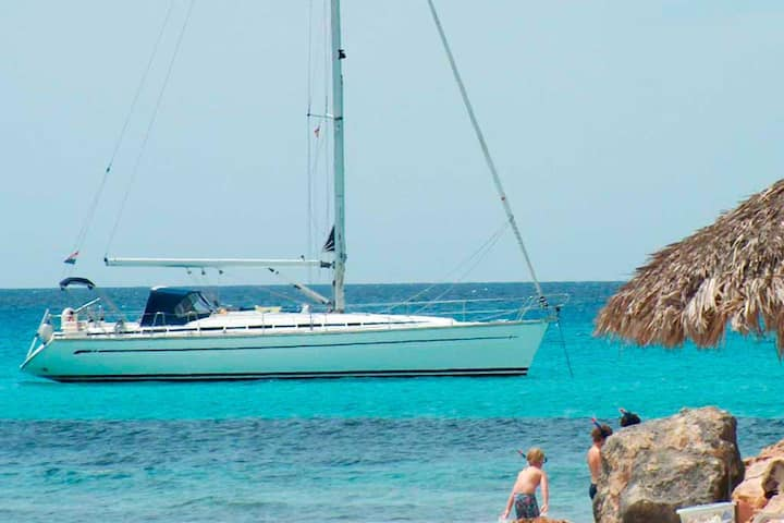 Live the Dream in Ibiza aboard 44ft Sailing Yacht