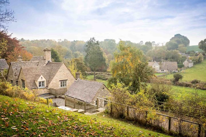 Bank Cottage, Bibury - Bibury - Rumah