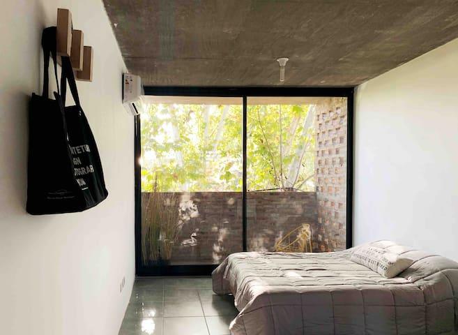 Monoambiente - Edificio Pequeño 2A