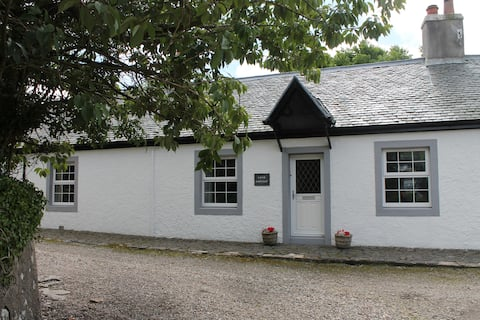 Luib Cottage in the heart of Kintyre