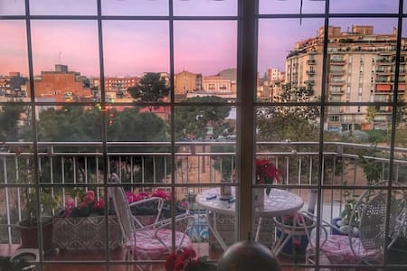 Cozy room near Camp Nou and Sants station