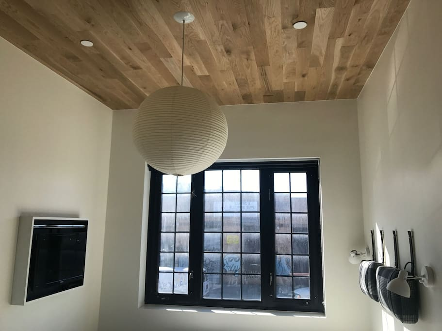Signature Hardwood Ceilings and Floors
