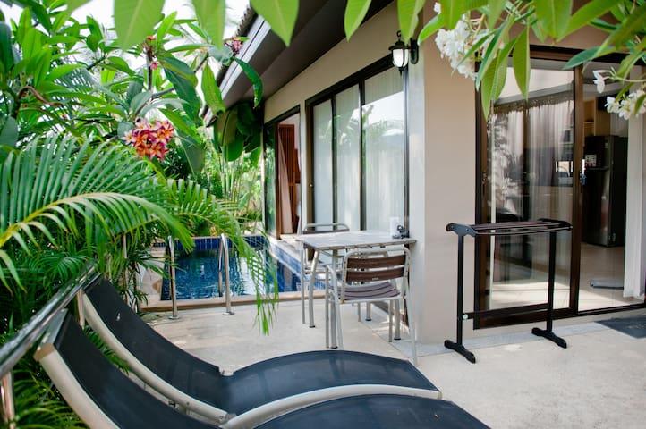 Naam Tok 2 bedroom Pool Villa