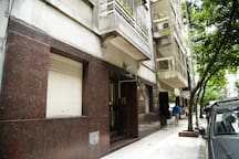 CASA RECOLETA - Luminoso apartamento en Recoleta