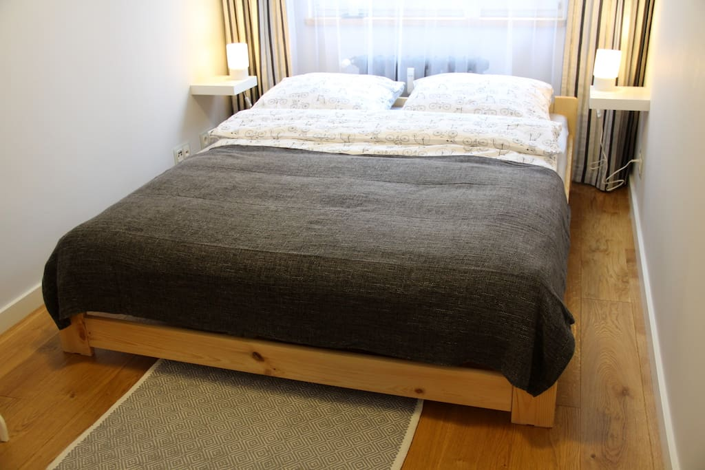 It consists of 2 BEDROOM. 1 with double QUEEN-SIZE bed and....