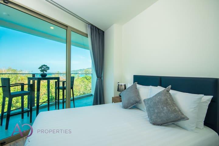 Luxury Sea view One Bedroom Apartment