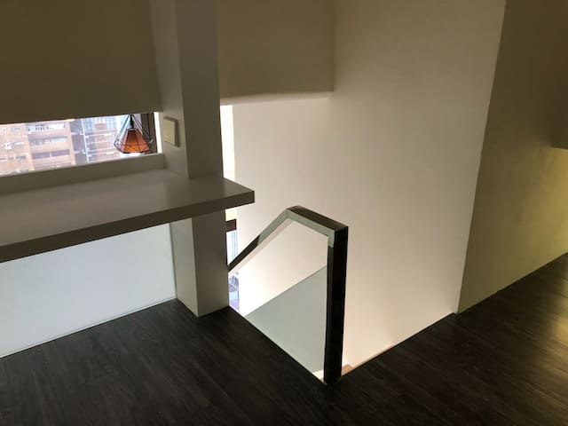 Cheap Loft (right next to bus stop)