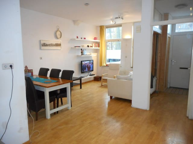 private downstair appartment in centre of Haarlem