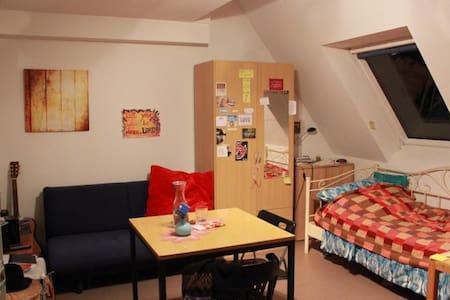 Privatzimmer mit Balkon & Küche in zentraler Lage - Groß-Zimmern