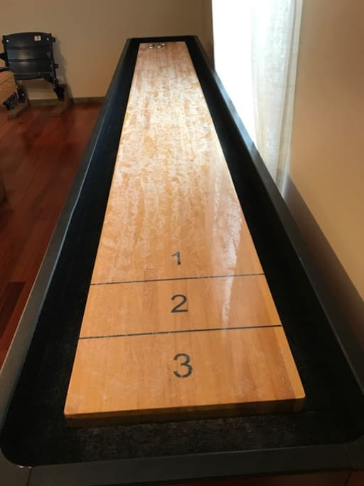 14' Shuffleboard Table