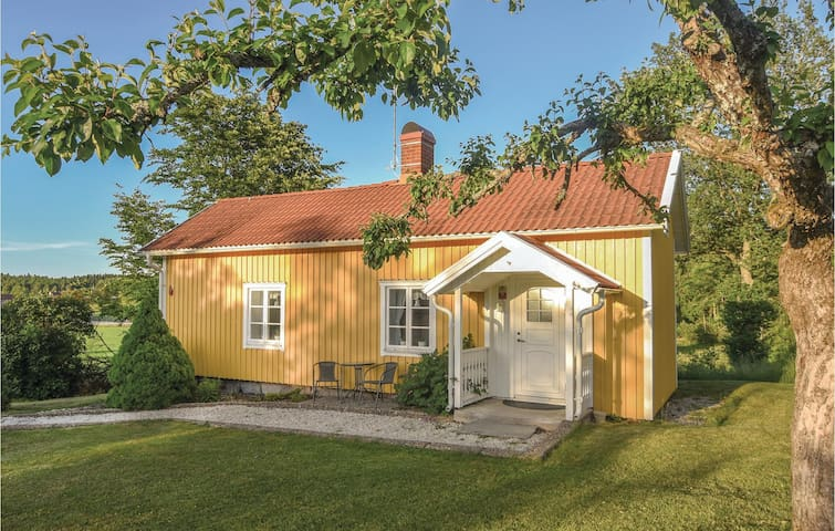 Holiday cottage with 1 room on 40m² in Åsensbruk