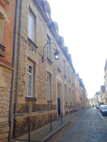 Charmant duplex en centre historique