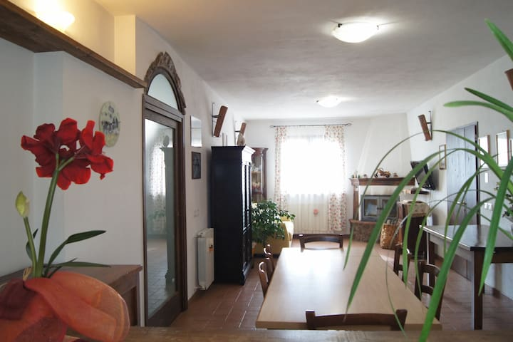 Maremma-bella, house in the Tuscan countryside