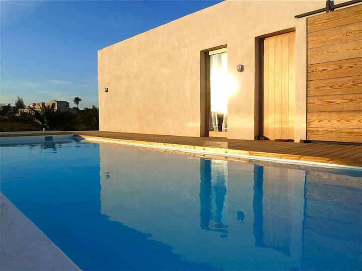 Brand new bungalow in Lajares