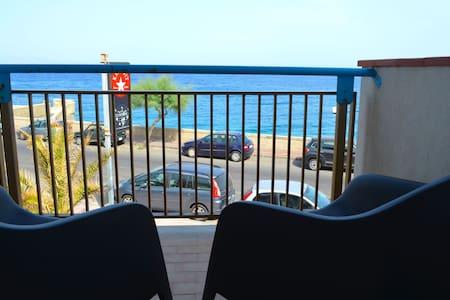 Acquamarina 9 - appartamento fronte mare - Santa Teresa di Riva