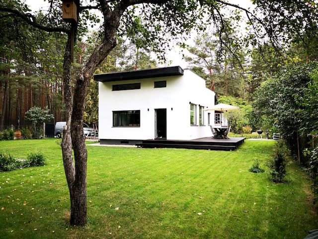 ★ Exclusive NEW Vacation House close to Sea & Lake